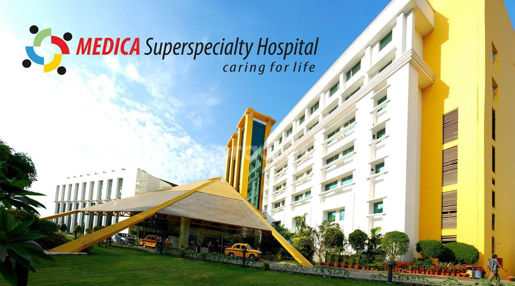 Project for Medica Superspecialty Hospital, Kolkata
