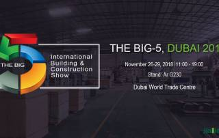 The big5 Dubai 2018
